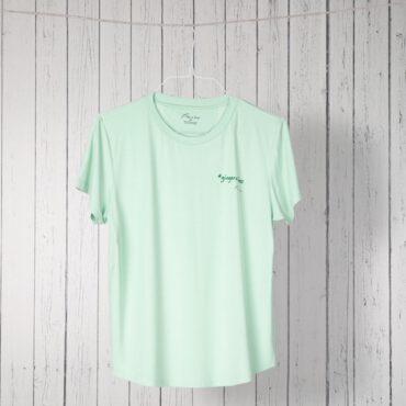 Like a bird shirt mint