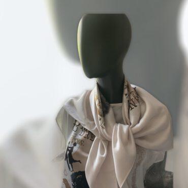 Eigene Kollektion Oberteil Schal